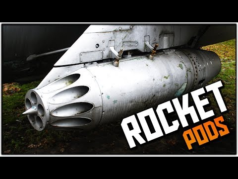 MIG ROCKET PODS!!! New Patch 1.71 NEWS