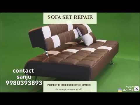 Sofa Repair Upholstery Customised