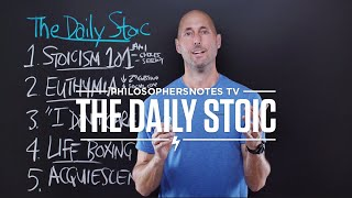 PNTV: The Daily Stoic by Ryan Holiday and Stephen Hanselman