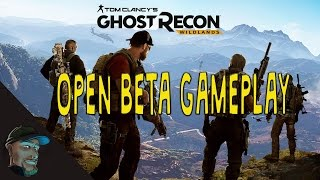 Ghost Recon Wildlands Open Beta Gameplay #1 Gameplay | Deutsch| NeoZockt