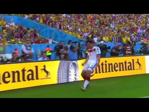 FIFA World Cup 2014 Germany all Goals HD