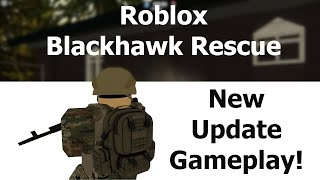 Roblox Blackhawk Rescue PVP GAMEPLAY! NEW UPDATE PLAYTEST