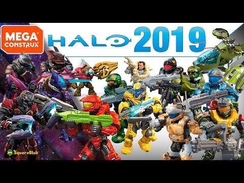 Halo Mega Construx 2019