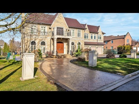 Single Family Mansion in Markham, Ontario, Canada