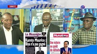 LA REVUE DES GRANDES UNES DU MARDI 23 OCTOBRE 2018 - ÉQUINOXE TV