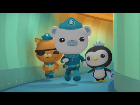 Octonauts Great Swamp Search DVD - Now Available!