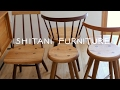 ISHITANI - Days of Making Chairs