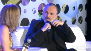 Miguel Bose Q&A - Billboard Latin Music Conference & Awards 2017
