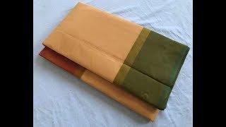 Handloom Pure Zari Kota Silk Cotton Sarees || Silk Cotton Sarees/pure cotton sarees