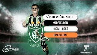 Serginho - Meia/ Midfielder - 2018