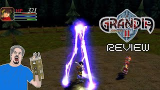 Grandia II Review (PS2)