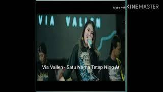 Download lagu Via Vallen - Satu Nama Tetep Di Hati