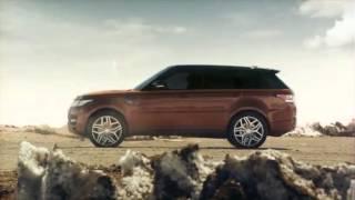Land Rover (Range Rover) werbung
