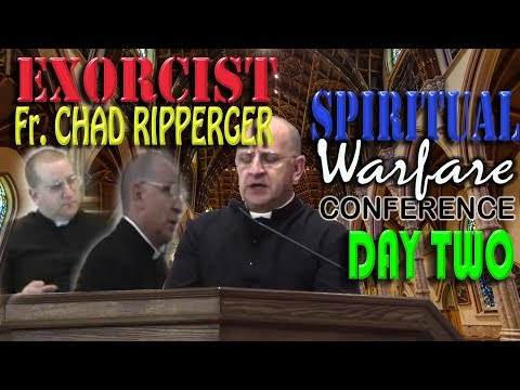 Image result for Father Chad Ripperger