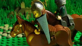 Lego - Lord of the Rings Online: Helms Deep Trailer