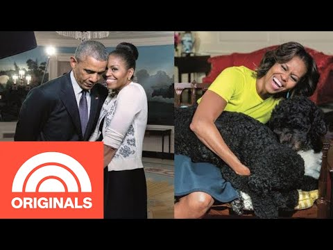 Michelle Obama's White House Photographer Shares Favorite Pictures Of Former First Lady | TODAY