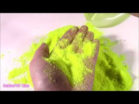 Cutting OPEN SQUISHY Egg CHICKEN! HUGE Gooey Stress Ball! SHOPKINS Cheeky Chocolate Sand! FUN