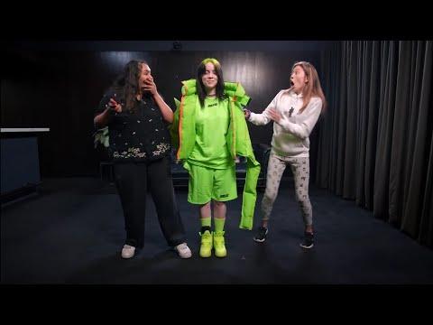 Best Billie eilish surprising her fans
