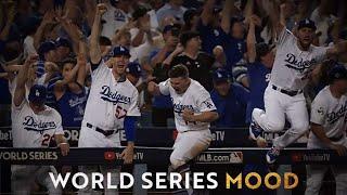 The World Series mood