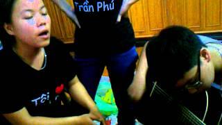 [10i] Thu Cuối - Linh Bún & Vũ Minh An & Tina Nga Ngố (Cover)