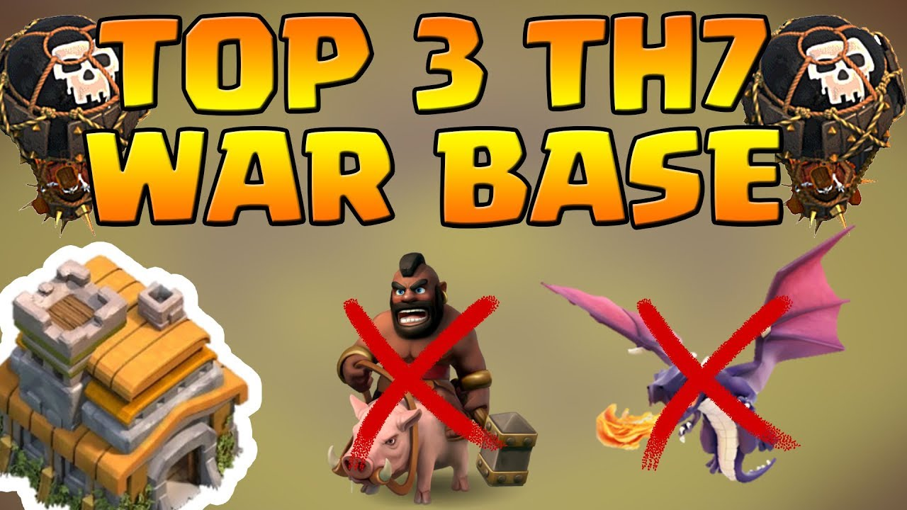 Top  Town Hall  War Base  Coc Th Best War Base Layouts Anti Drags Clash Of Clans
