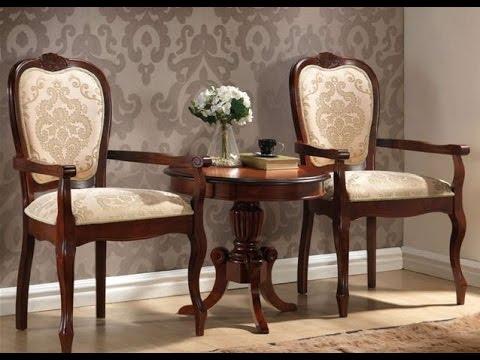 Купить недорогие стулья для гостиной. Стул обеденный деревянный PR-SC LOUISE