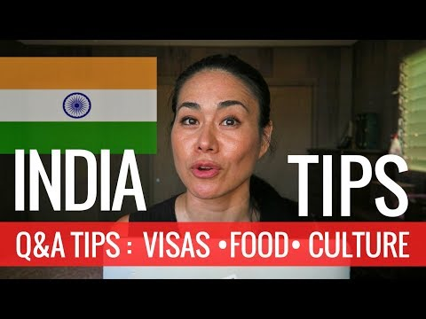 India Travel Tips | 13 BURNING QUESTIONS ABOUT INDIA