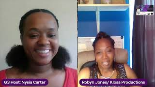 2020 Year Of The Nurse G3 Live with Robyn Jones Klosa Productions