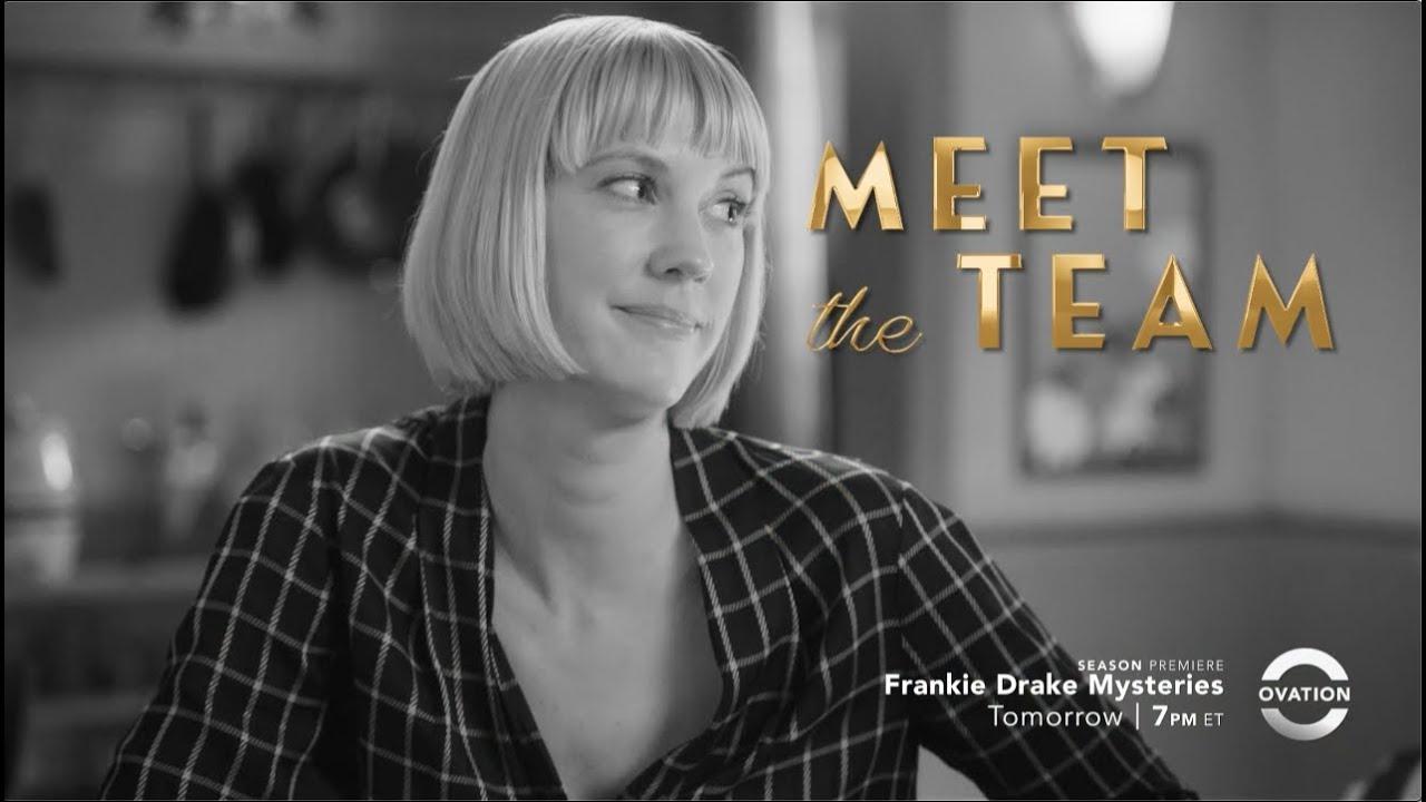 Download Meet the Frankie Drake Mysteries Ladies!