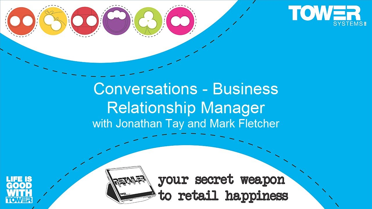 business relationship manager dvd