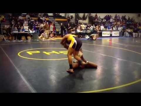 WORST wrestling pin ever!