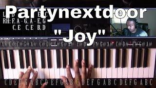 Piano Lesson | PartyNextDoor | Joy thumbnail