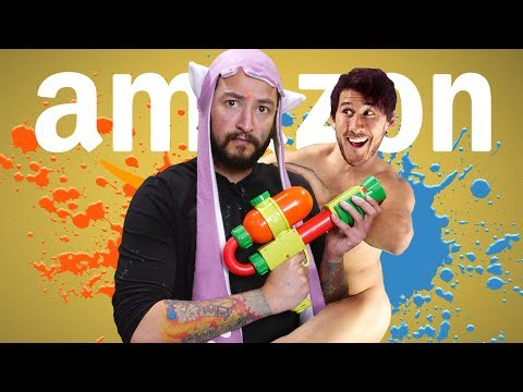 MARKIPLIER & SPOILED MILK • AMAZON PRIME TIME