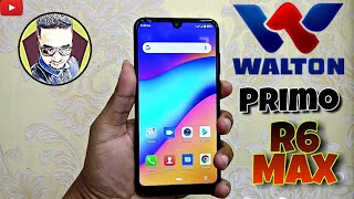 Walton Primo R6 Max on hand Review 🔥First impressions   11k Best Mobile?  🇧🇩