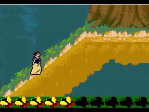 Snow White and the Seven Dwarfs for Atari 2600 (2002 ...