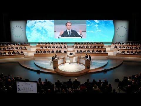 -قمة الكوكب الواحد- في باريس تلتزم بتمويل مكافحة التغير المناخي  - نشر قبل 2 ساعة