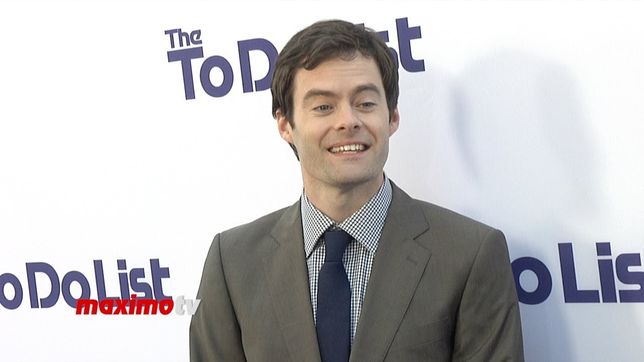 Rachel Bilson and Bill Hader Make Their Red Carpet Debut at the ...