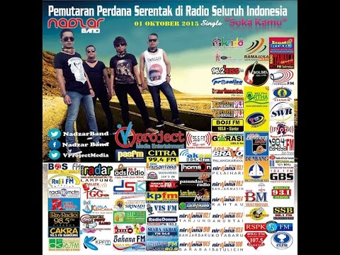 78 Radio di indonesia Support Realis single Nadzar band