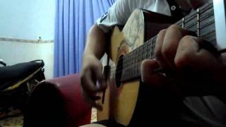 Đợi em về guitar cover