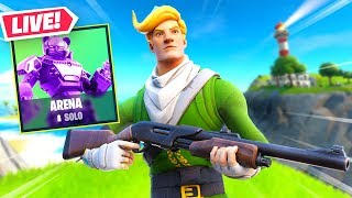 Fortnite Fishing ONLY Challenge Live! w/Lachlan