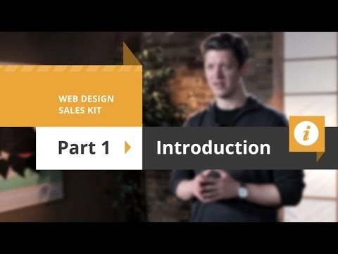 Web Design Sales Kit - Course Intro