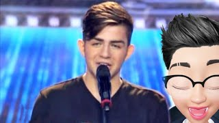 JEFFREY ÁLAVA una voz talentosa / WENDY LE DA BOTÓN DORADO (ECUADOR TIENE TALENTO 5)