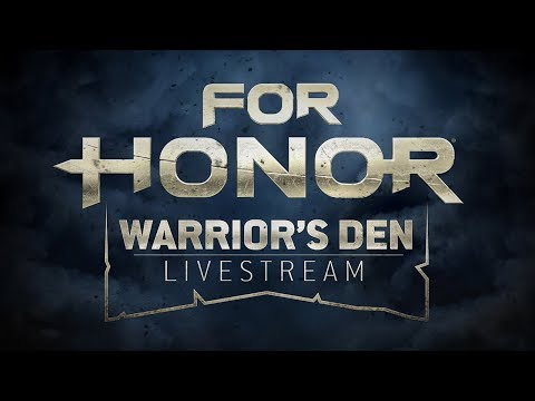 Warrior's Den Weekly Livestream - September 21st 2017