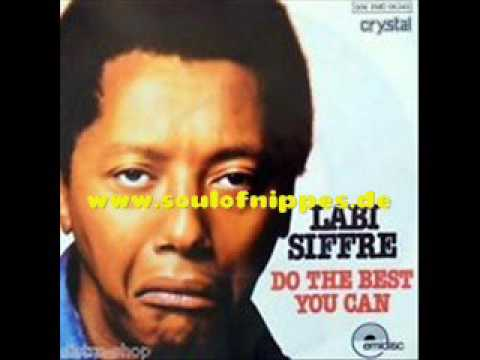 LABI SIFFRE Do the best you can (Disco / Soul) mp3