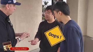 Magician Pranks People In Public