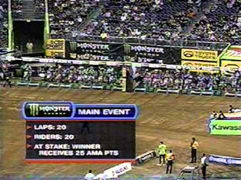 2008 Houston Monster Energy AMA Supercross Championship (Round 7 of 17)