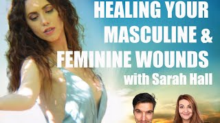 Live Interview On Sacred Sexuality with Spiritual Coach Sarah Hall