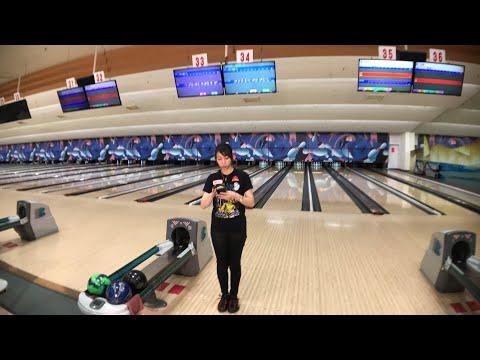 台湾Bowling Live ゲスト竹原 三貴