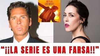Stephanie Salas y Palazuelos Desmienten el Capítulo 4 de Luis Miguel la Serie