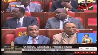 MPs and Senators Ignore EACC Directive, Vow To Change Law.